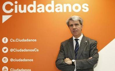 Garrido, sobre su marcha a Cs: «El PP como cualquier partido se deja cuando uno quiere. No son dueños de las personas»