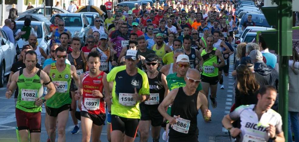 Todas las fotos de la Media Maratón de Granada