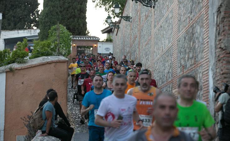 Las mejores imágenes de la Media Maratón Ciudad de Granada