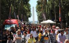 El campeonato internacional de foodtrucks marcha sobre 'ruedas'