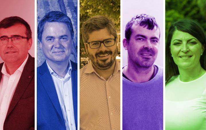 Gráfico: consulte quiénes son los nuevos representantes de Granada en el Congreso