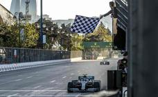 Bottas impone la dictadura Mercedes en Bakú