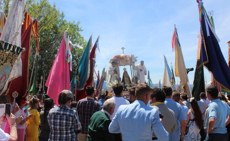 Las mejores imágenes de la Romería de la Virgen de la Cabeza