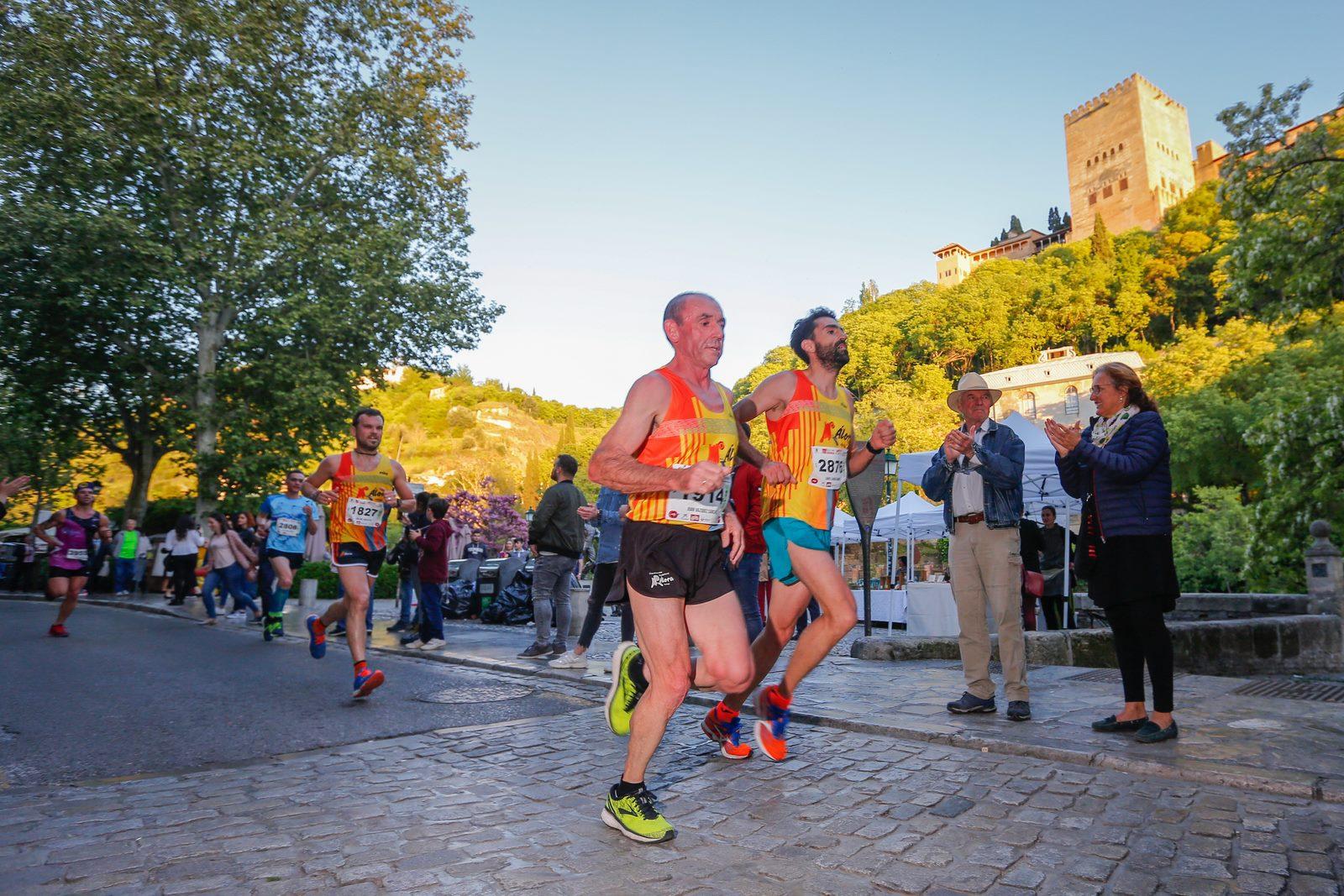 Un repaso al recorrido de la Media Maratón, en imágenes