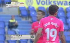 Los cinco mejores goles de la jornada 36 de Segunda