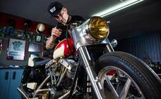 El mejor customizador de motos es granadino