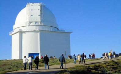 La Junta aportará 1,5 millones de euros al observatorio de Calar Alto