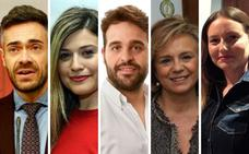 Los congresistas y senadores de Jaén tras las últimas elecciones