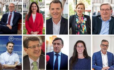 Los diputados y senadores por Almería