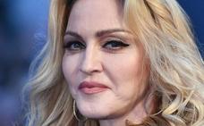 Palomo Spain viste a Madonna