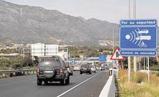 Estos son los 50 radares que más multan en España