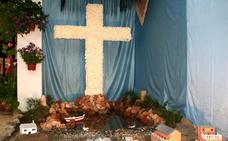 Una veintena de cruces participan este año en el concurso de Almuñécar y La Herradura
