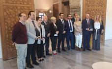 Los premios 'Sánchez Mesa' recaen en las cofradías de la Esperanza y la Borriquilla y en Carmen Valenzuela