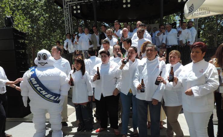 Los mejores cocineros de Andalucía en 'Bocados'