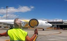 Las llegadas de vuelos a Andalucía crecerán en el primer semestre, salvo en Almería