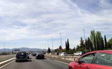 Retenciones y tráfico muy denso hacia la Costa por la jornada festiva