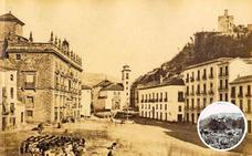 Plaza Nueva se queda sin su iglesia