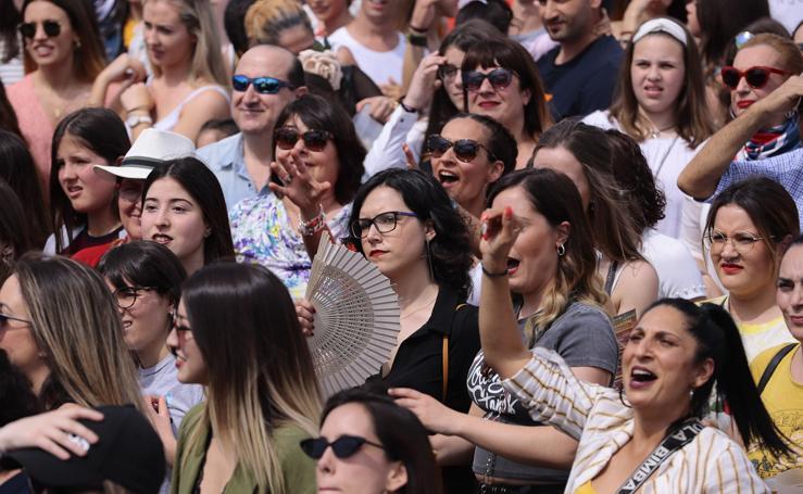La Orquesta 'La Tentación' la vuelve a 'liar' en la primera jornada de cruces de Motril