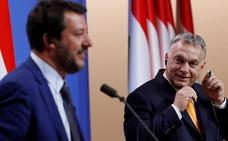 Salvini y Orban consolidan el eje de ultraderecha de cara a las europeas