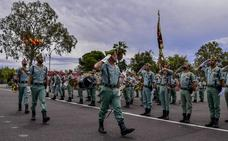 El '2 de Mayo' en el Grupo de Artillería de La Legión
