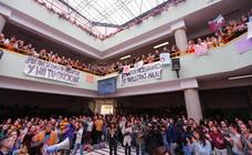 La Universidad de Granada realizará una investigación interna si se agota la vía judicial