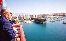 Licitadas las obras de restauración del Cable Inglés de Almería