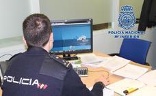 Detenido el presunto autor de dos robos en establecimientos a los que acudió acompañado de un chihuahua