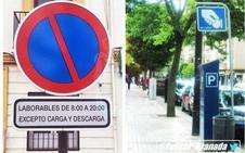 El aviso de la Policía Local de Granada sobre la zona azul para el Día de la Cruz