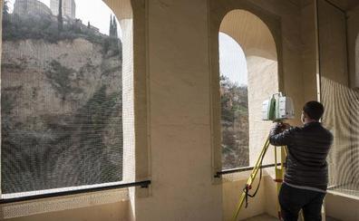 Las cicatrices geológicas de la Alhambra