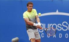 Carballés supera el primer cruce en el Madrid Open