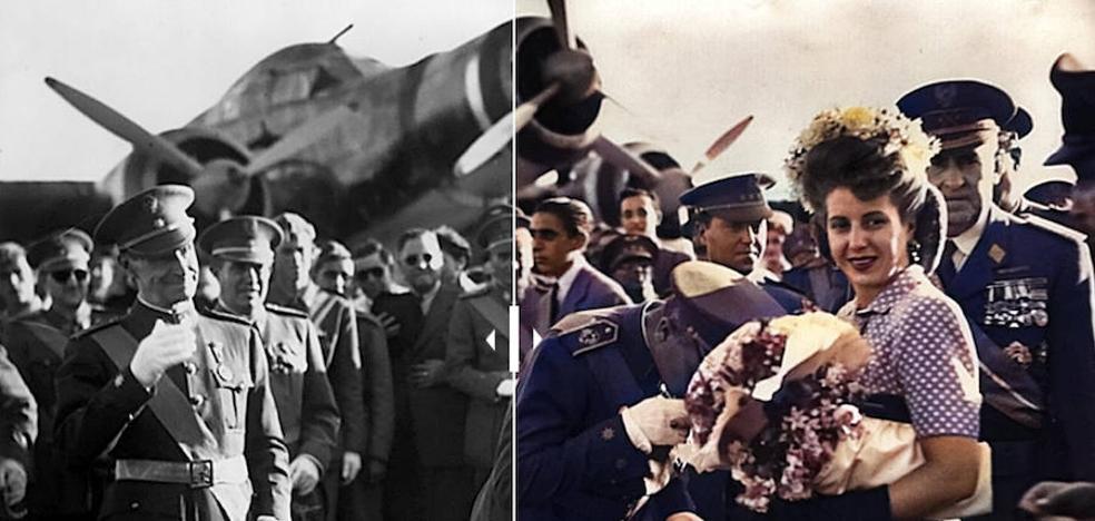 Los momentos de la historia de Granada que no viste en color