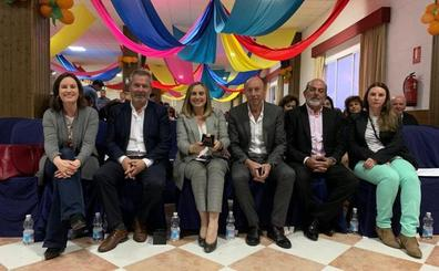 Marifrán Carazo recibe la Níspola de Oro en Otívar