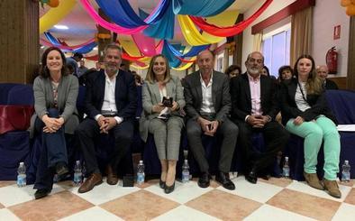 La consejera Marifrán Carazo entra en el club de los políticos que tienen la 'Nispola de oro' de Otívar