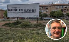El párroco de La Paz: «No hay solución mientras no se legalice la 'maría'»