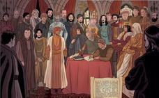 1492: El cómic de Granada