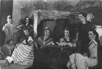 Fotos históricas de las zambras de Granada