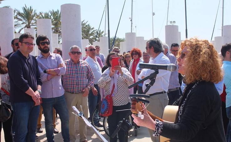 PSOE y PCA reclaman que el Ayuntamiento conmemore la liberación de Mauthausen como un acto institucional que implique a toda Almería