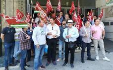 Los sindicatos se movilizan en Jaén por el primer convenio nacional del campo