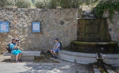 La Universidad de Granada no investigó la fuente donde podrían estar los restos de García Lorca