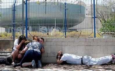 Sin tregua en Gaza