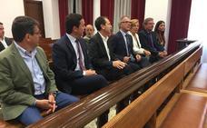 Vox da plantón a la Junta Electoral de Almería y no va al acto formal