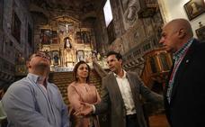 Abren al público el patrimonio oculto en salas de clausura y conventos de Granada