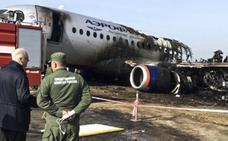 La investigación del accidente del avión ruso se orienta ahora hacia la actuación del piloto
