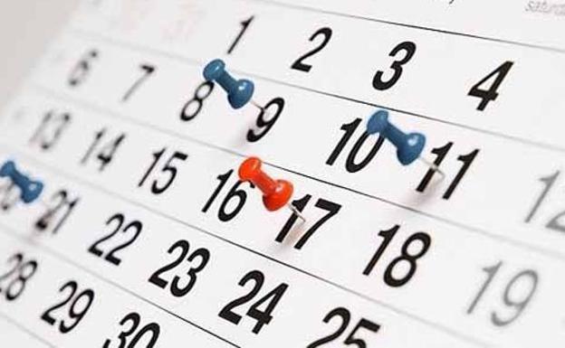 Calendario Laboral Jaen 2020.Aprobado El Calendario De Fiestas Laborales En Andalucia Para 2020