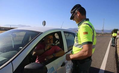 35 conductores dieron positivo en alcohol durante el mes de abril en Granada