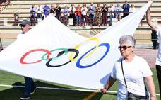 16 centros ocupacionales de la provincia participan en los XXI juegos deportivos Discap-Albolote