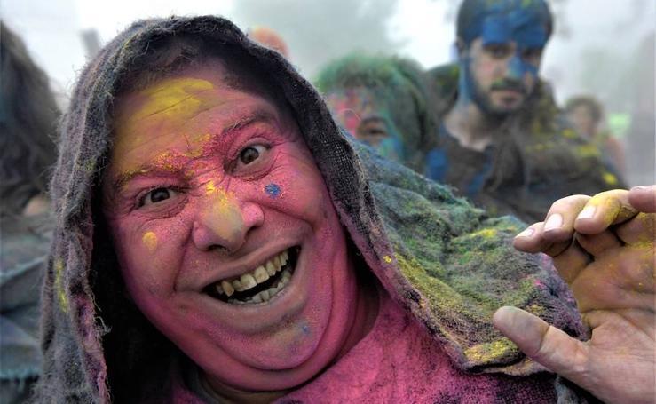 Soportújar celebra la Fiesta de los Maios
