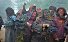 Las 'brujas' de Soportújar rescatan la Fiesta de los Maios para dar la bienvenida a la primavera