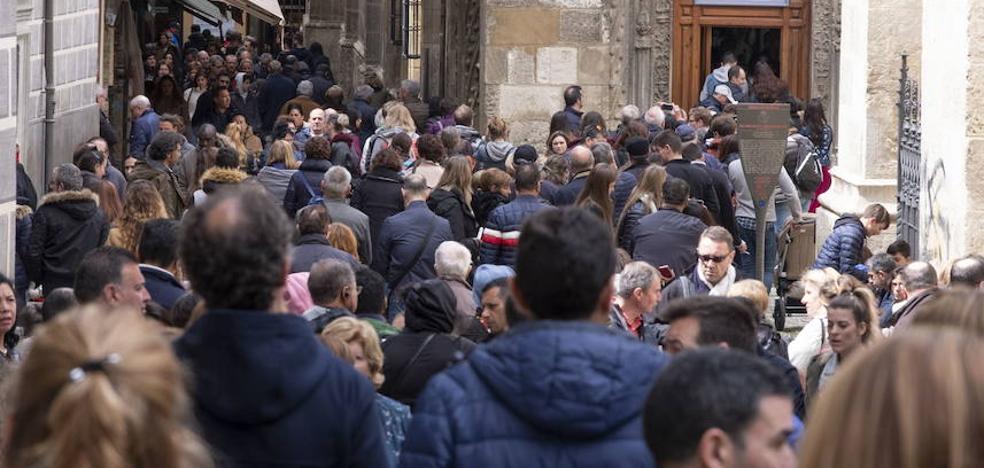 Granada cierra otro primer trimestre de récord para el turismo