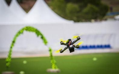 El FIA acogerá la prueba Drone World Cup, la 'Fórmula 1' de los drones